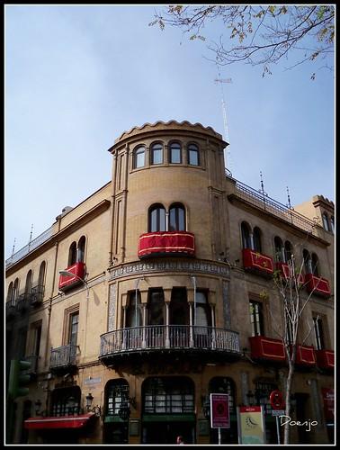 Edificio en Plaza de Villasís