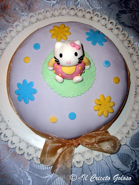 Torta Hallo Kitty 3