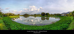 Panorama Khlong Hoi Khong Ranch / ฟาร์มตัวอย่างคลองหอยโข่ง