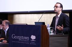 Doha Evidence Symposium: Mahdi Barouni (ILO PHOTOS NEWS) Tags: youth northafrica productivity bit themiddleeast ilo oit internationallabourorganisation dohaevidencesymposium increasingyouthproductivity