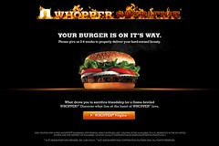 Whopper Sacrifice Success