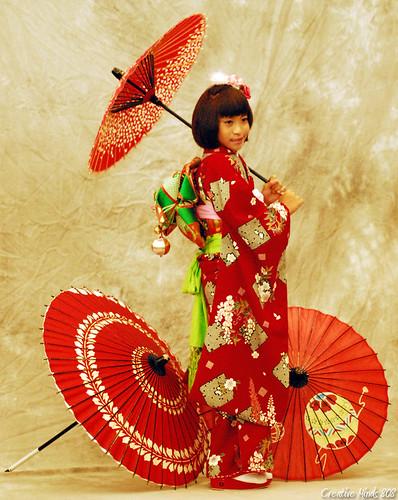 Keiki Kimono Dressing