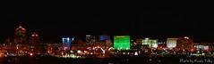 Albuquerque Skyline (RandyTalley) Tags: new city skyline night mexico lights albuquerque 365 nm 2009 burque 3661 top20nm 2009yip