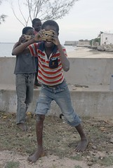 Kid Photographers, Ilha do Mocambique