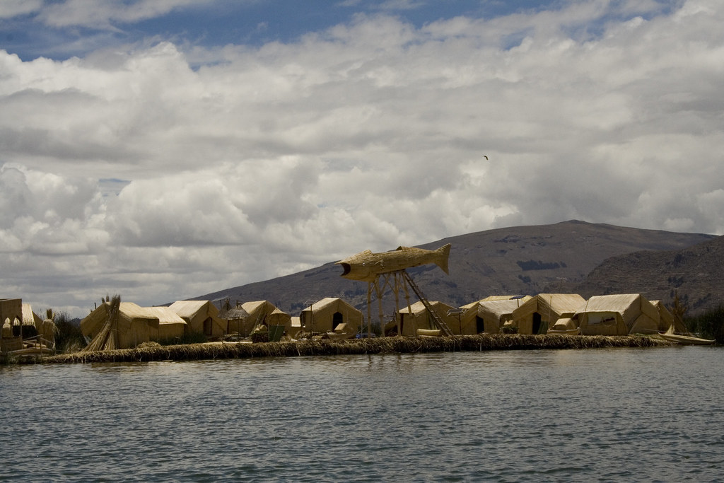 Uros Islands - Isla Trucha