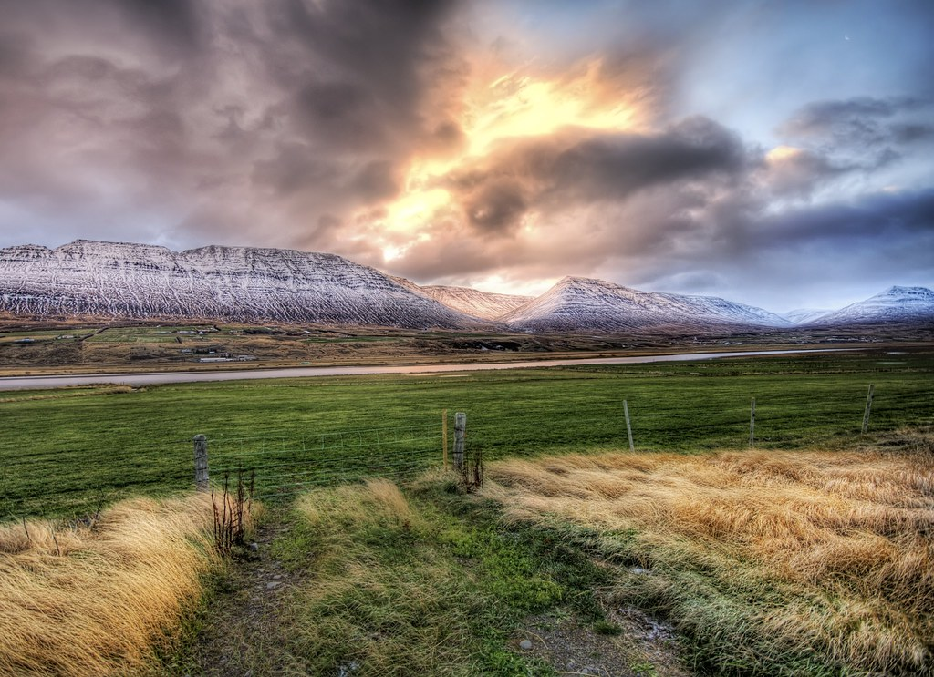 Exploring the Valleys Beyond the Fjords of Akureyri