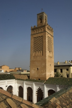 mezquita tremecen