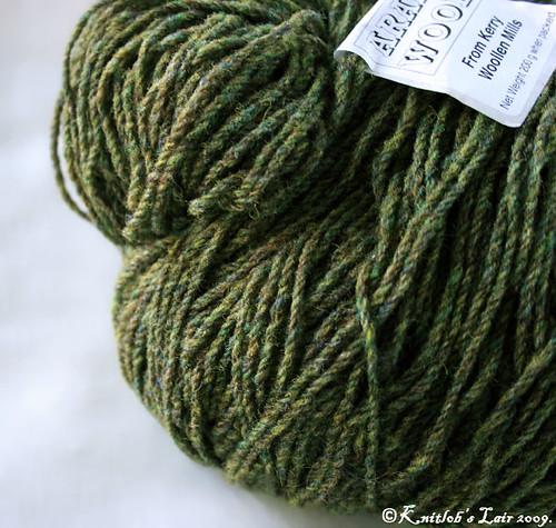 kerry mills aran wool