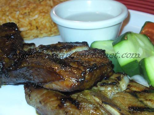 Filipino Pork Liempo
