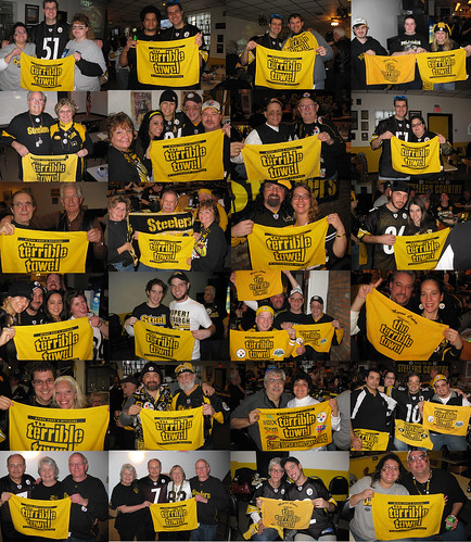 Terrible, Terrible Towel Everywhere