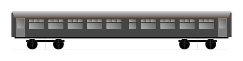 Train diagram