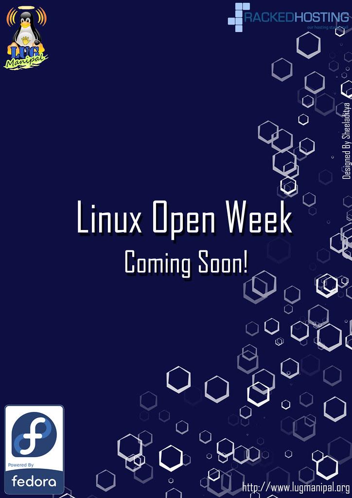 LUGM OpenWeek Teaser