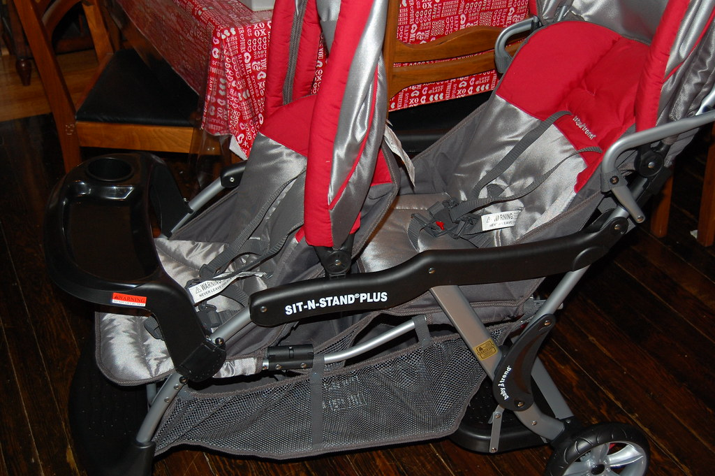 Car Seat Compatible Double Stroller Car Seat Compatible