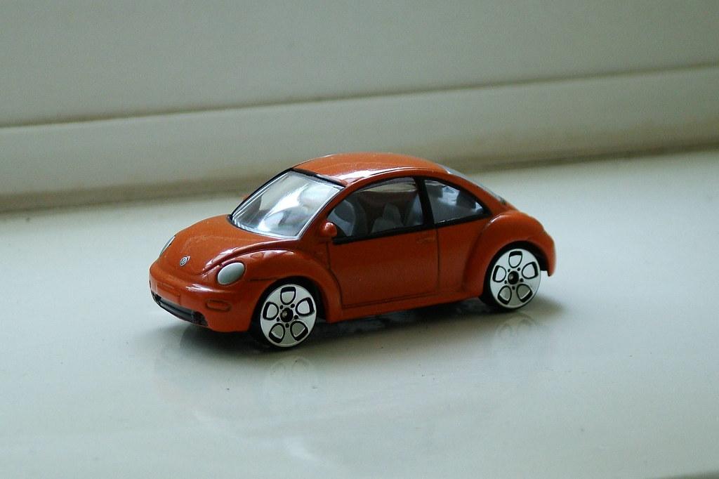 Modern VW Beetle