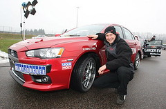 Uwe Nittel Drifting World record
