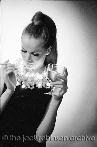 Verushka by Jack Robinson 1966