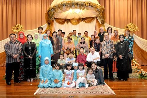 Reception @ Merak Kayangan