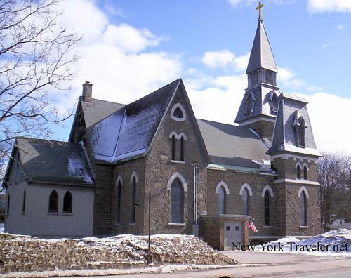 St Mary's Hamilton