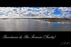 Panorâmica Ria Formosa (Nuno Duarte) Tags: portugal algarve formosa ria madeinportugal fuzeta