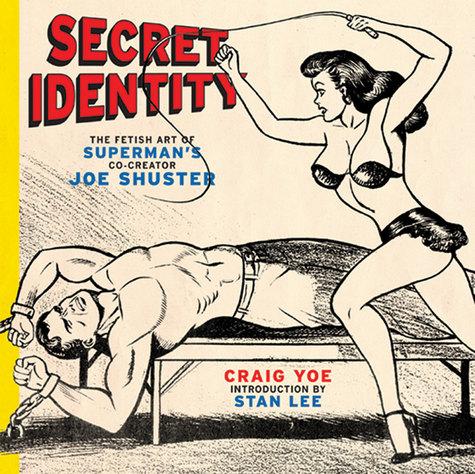 Secret Identity cover