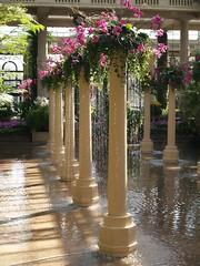 Longwood Gardens (greekstifado - Yanni) Tags: flowers nature water beautiful paradise longwoodgardens multimegashot