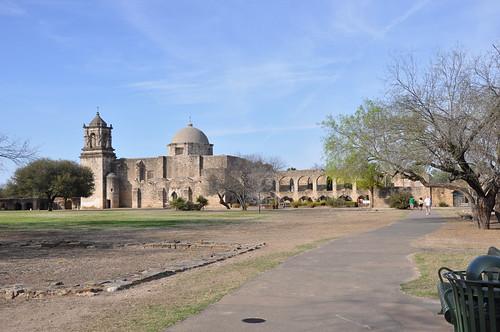 Mission San Jose - San Antonio, TX - 3/6/09