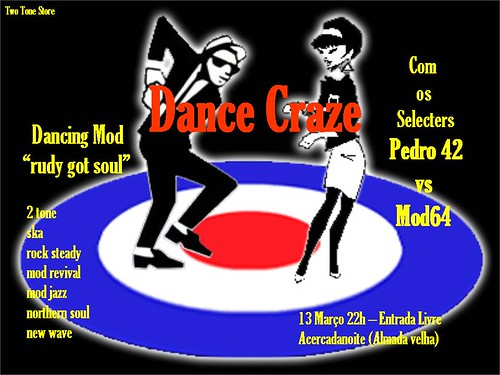 Dance Craze - Março