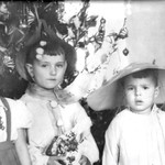 Tagged: Kindergarten New Year  1960 (CCCP), I'm in the middle.