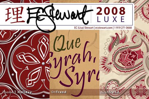 ECStewart 2008 LUXE