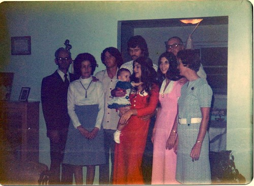 Lots of folks. Albea Family in the 1970s, Decatur, GA