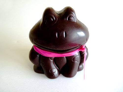 Easter Frog