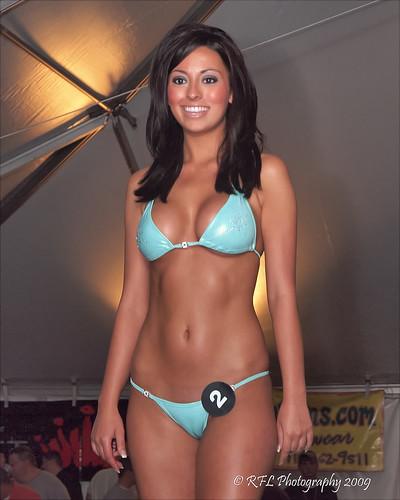 Bikini contest winner