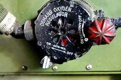 Demand Oxygen Regulator (Tracy27) Tags: b17 bomber flyingfortress scottsdaleaz