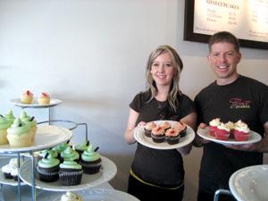 Flirt Cupcakes