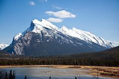 Mt. Rundle, Alberta Canada