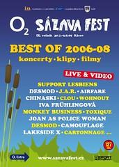 Sazavafest DVD