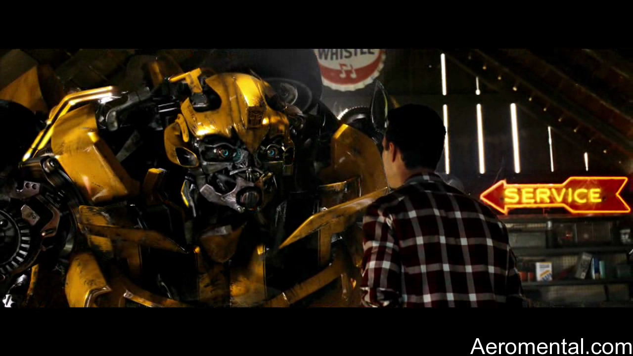 Transformers 2 Bumblebee Sam