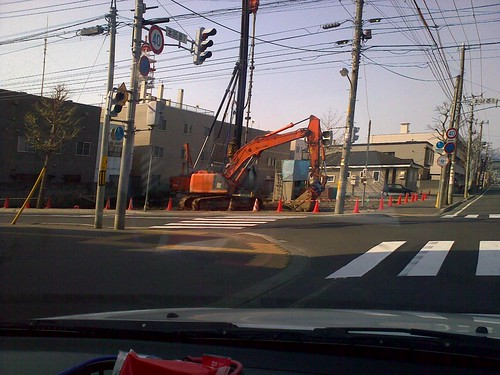 Sapporo morning