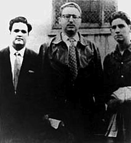 Echeverria-Castro-Anillo Mexico 1956