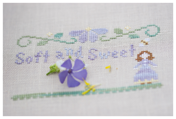 Soft and Sweet (Little House Needleworks)