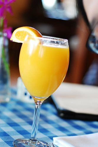 Britta's Cafe: Mimosa by evilmidori.