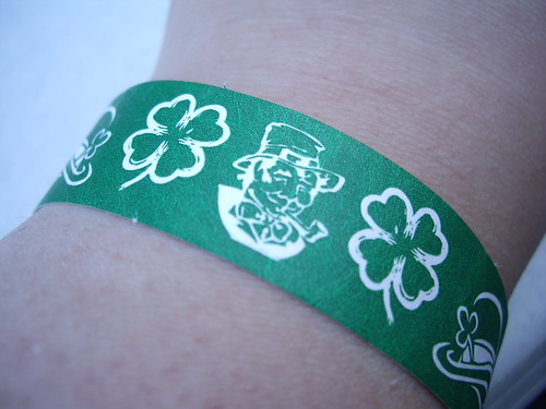 Taste of Dublin Wristband