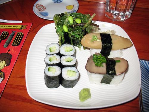Cha-Ya Japanese Cuisine (5) - Cha-Ya Sushi Plate