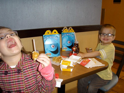 Happy Meal Break