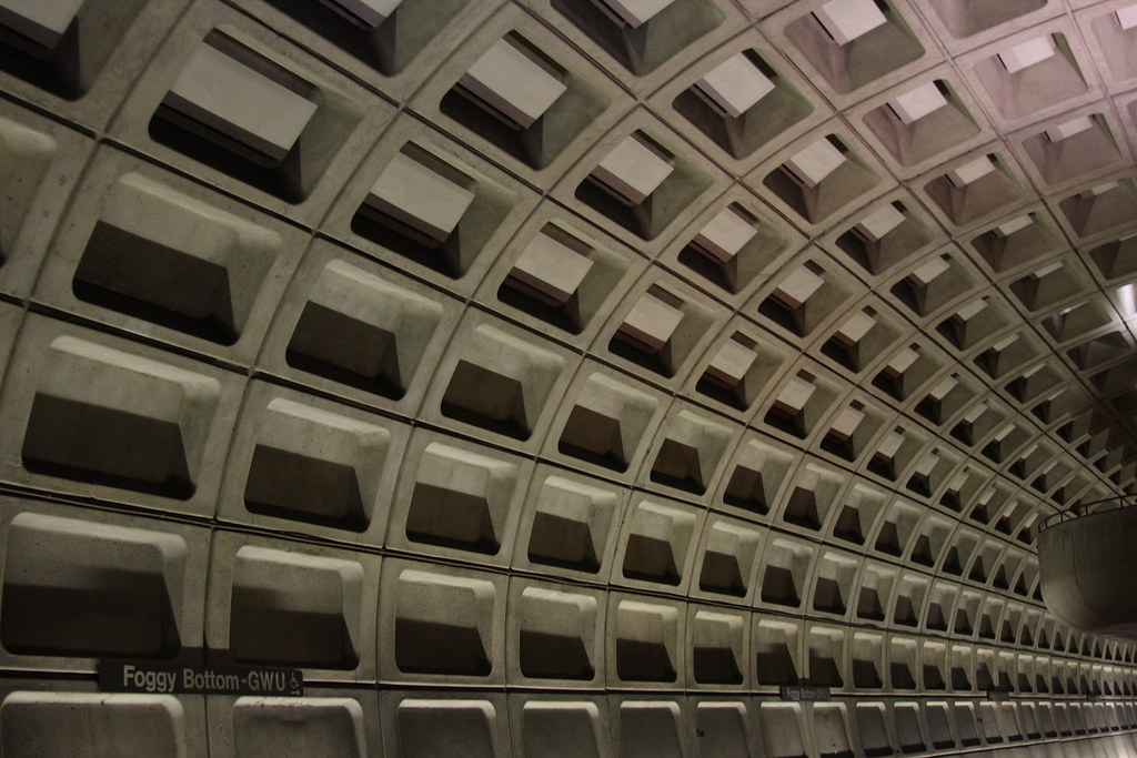 Foggy Bottom-GWU Metro stop