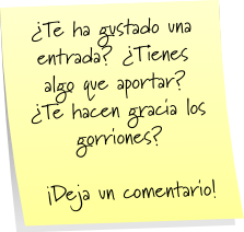 Post-It comentarios