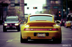 Carrera RS (Rockets.) Tags: canon site downtown jasper edmonton bokeh think ave porsche f2 135 should rs put carrera 50d i speedhunters thisontheir