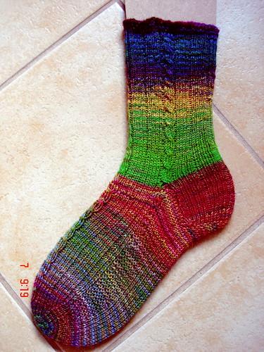 Sock blank- Socken
