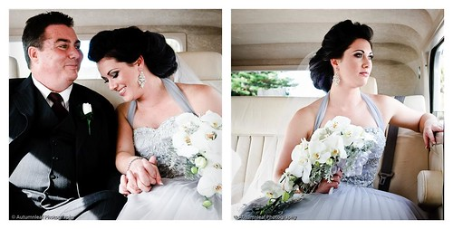 Meagan and Michael - Bridal Car