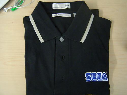 SEGA E3 shirt